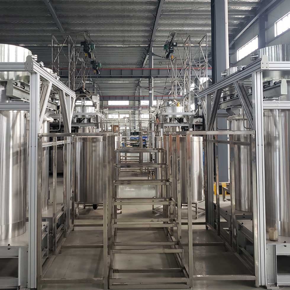Supercritical co2 extraction technology