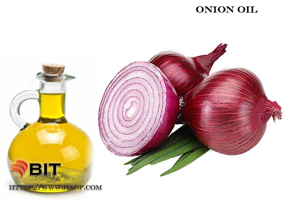 Supercritical CO2 Extraction of Onion Oil
