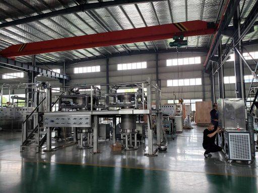 supercritical CO2 drying equipment