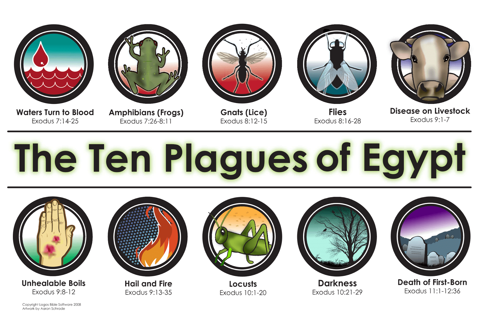 The Ten Plagues Picture