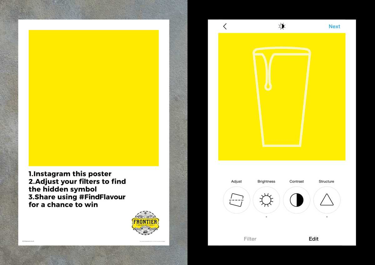 It Was All Yellow? Fuller's Launches Mysterious Instagram Campaign In East London To Get Quizzical Hipsters Talking About New Craft Ale