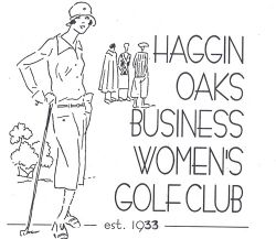 Haggin Oaks Business Women's Golf Club