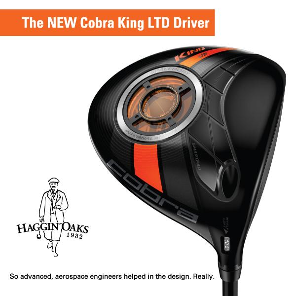 Cobra King LTD Driver