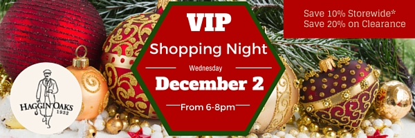 VIP Shopping Night