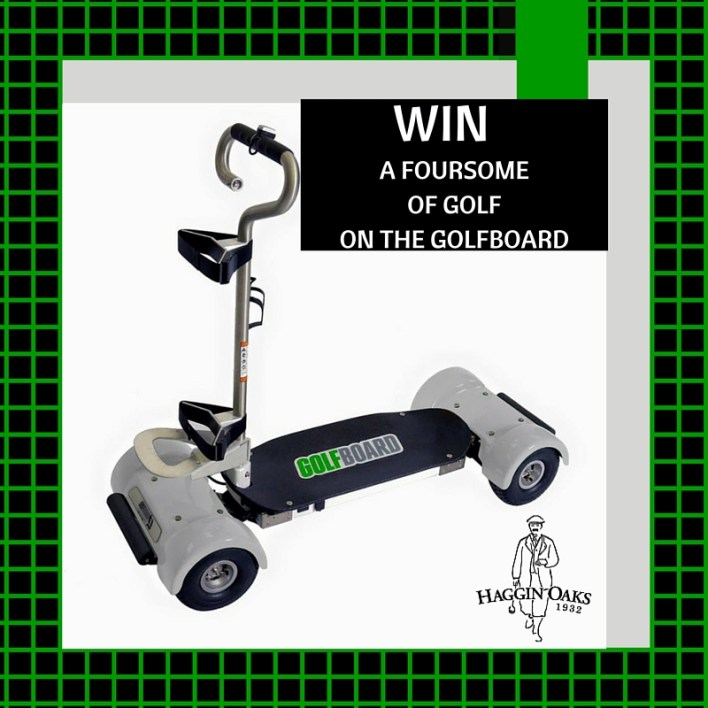 Golfboard contest