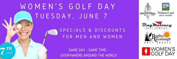 It's Official! Women's Golf Day is coming June 7, 2016 ...