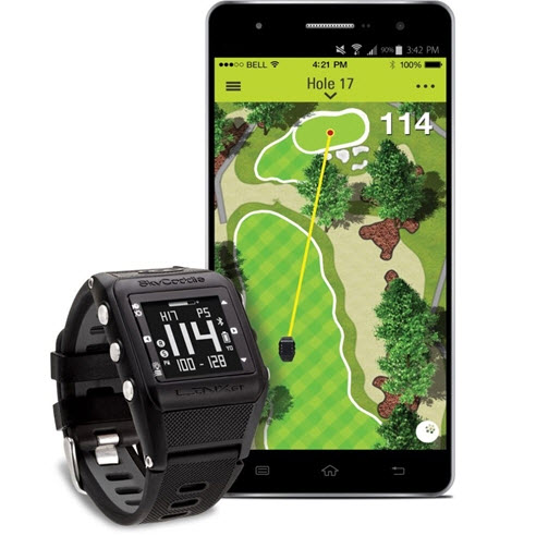 SkyGolf SkyCaddie Linx GT Watch - Tour Edition