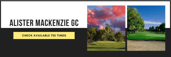 Check available tee times on Alister MacKenzie Golf Course