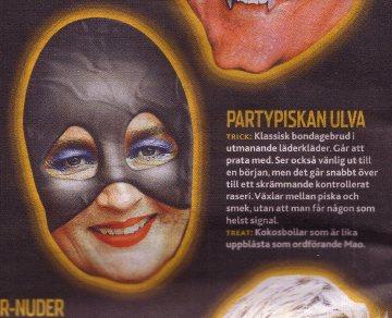 Partypiska Ulva