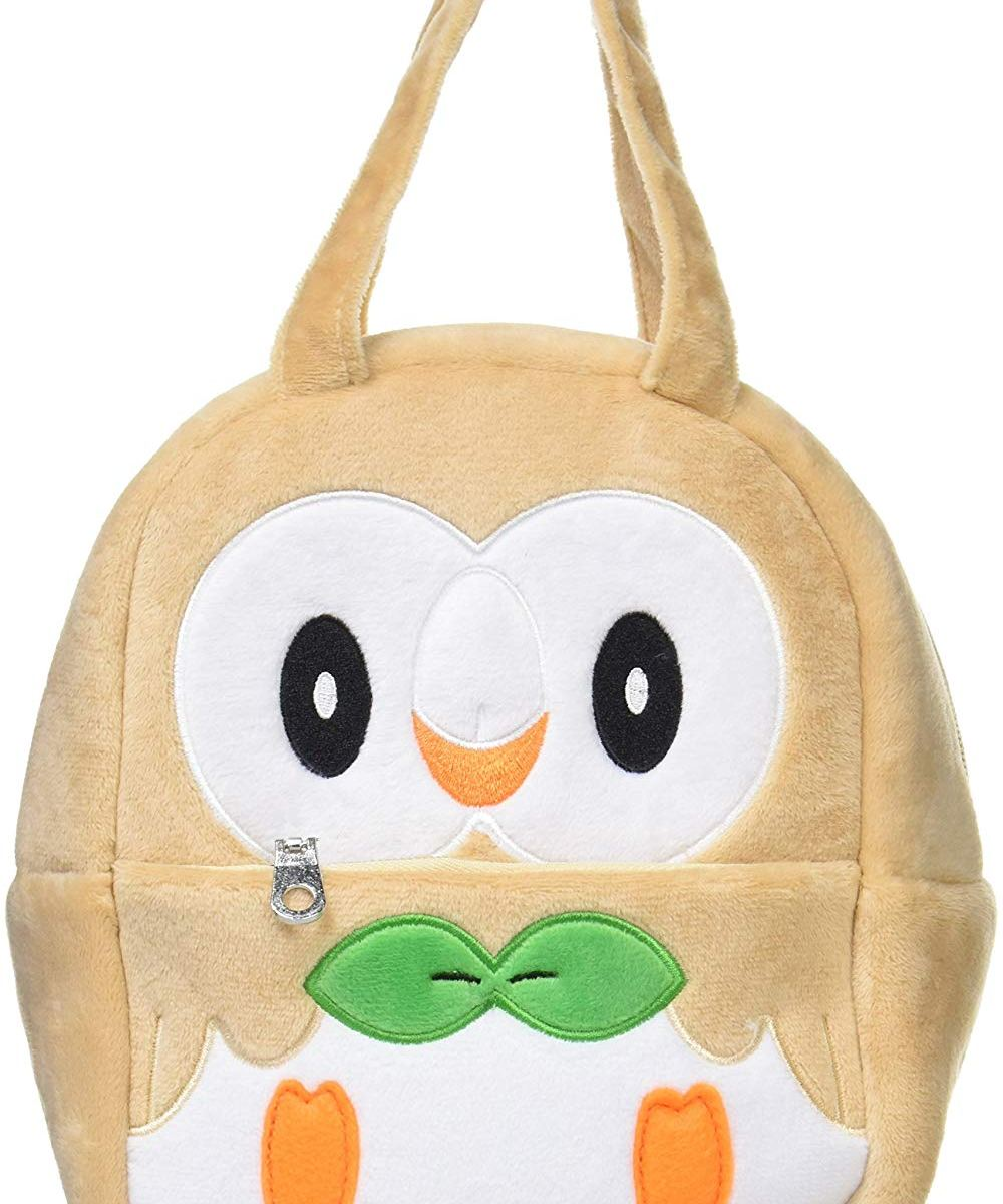 ポケットモンスター バッグ ぬいぐるみキャラコロバッグ モクロー RM-5494