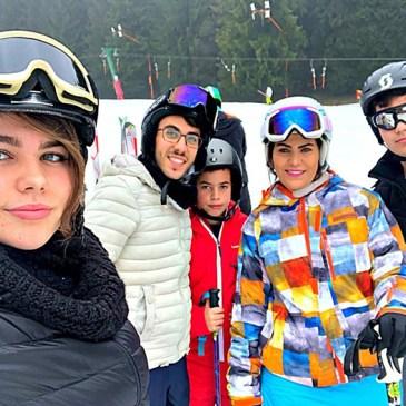 סקי עם ילדים ברומניה