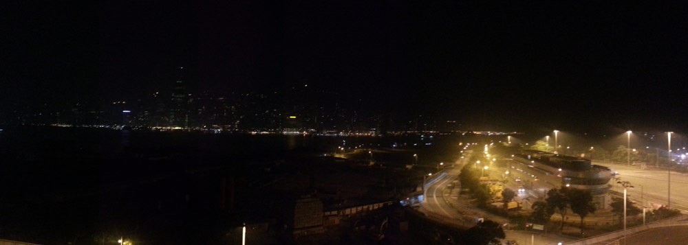 hk vedere panoramica