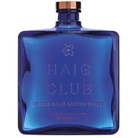 Haig Club Range of Scotch Whisky
