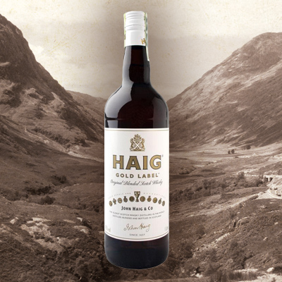 Haig Gold Scotch Whisky
