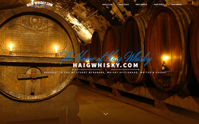 Haig Whisky Scotch Whisky About