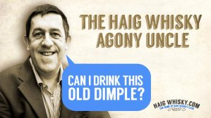 Haig Whisky Agony Uncle - Old Dimple