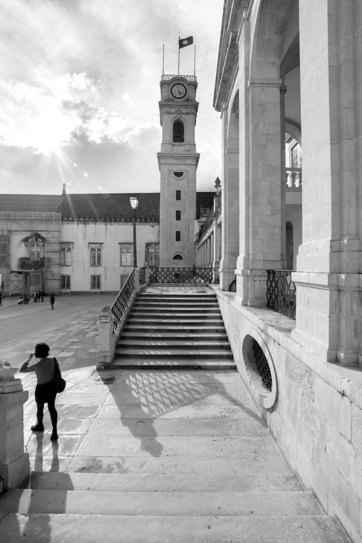 fotografia arquitetura coimbra centro preto e branco streeet photography
