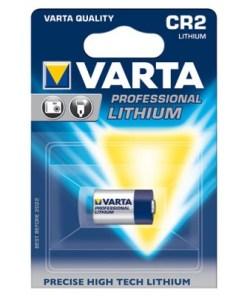 VARTA CR2 Lithium Photography Battery 1 Pack