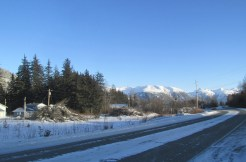 Haines Highway Frontage Property