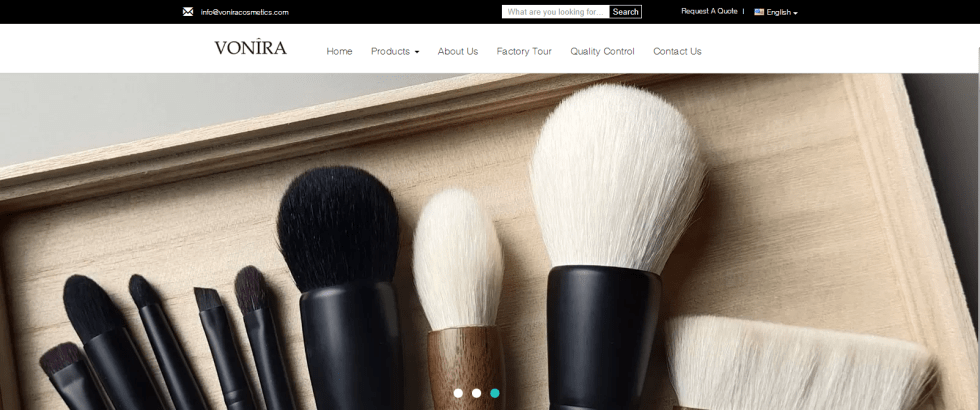 Chanmy makeup brush