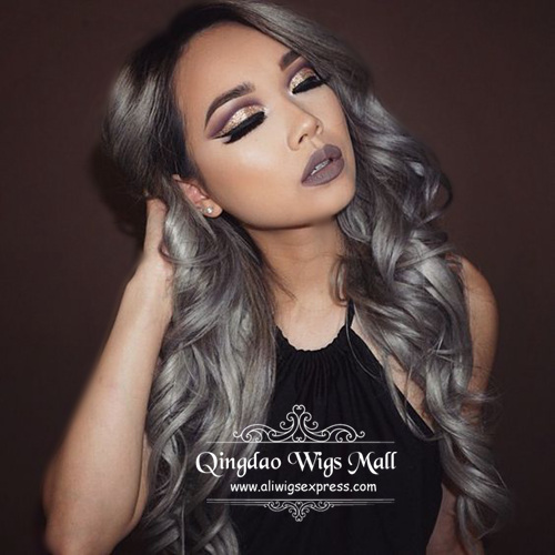 Black hair with grey highlights pictures the best black hair 2017 brown hair with white highlights google search ombr pmusecretfo Images