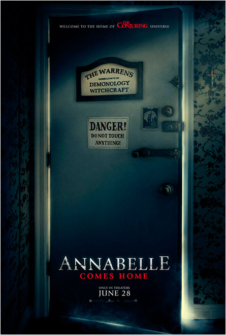 Annabelle Comes_Home