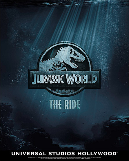 Jurassic World — The Ride