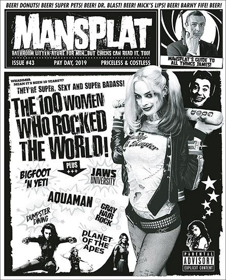 ManSplat magazine