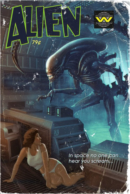 Timothy Anderson/Alien