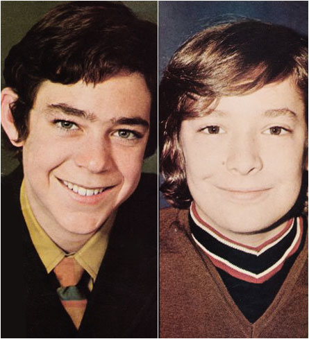 Greg Brady, Danny Partridge