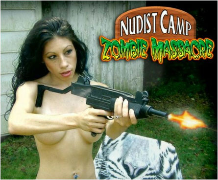 Nudist Camp Zombie Massacre