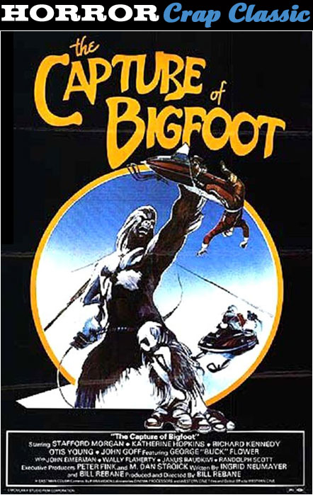 The Capture of Bigfoot