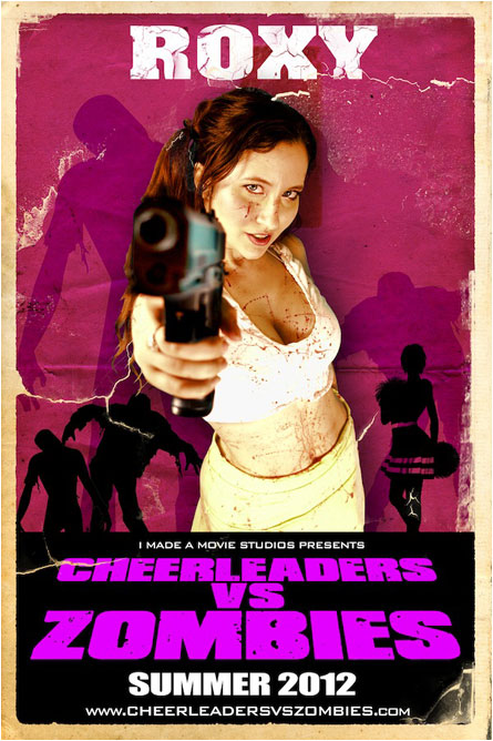 Cheerleaders Vs. Zombies
