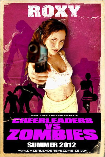 Cheerleaders Vs. Zombies
