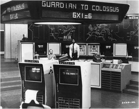 Colossus, the Forbin Project