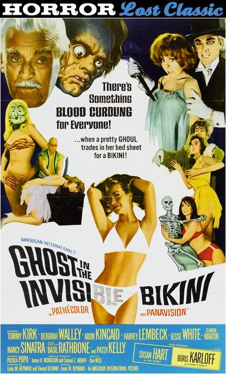 Ghost in the Invisible Bikini