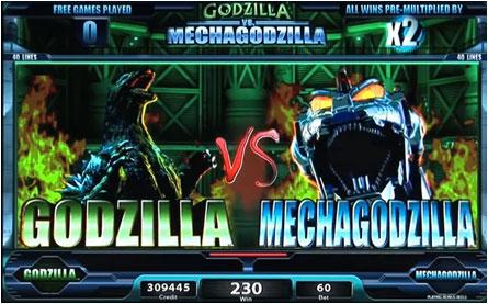 Godzilla on Monster Island