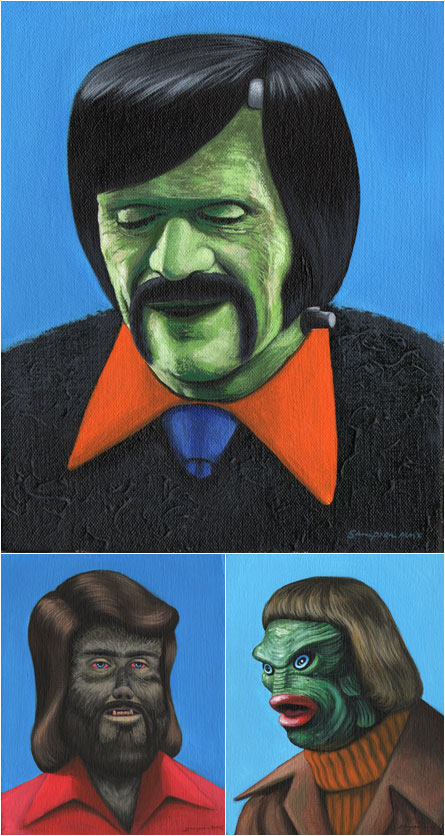 The Art of Johnny Sampson