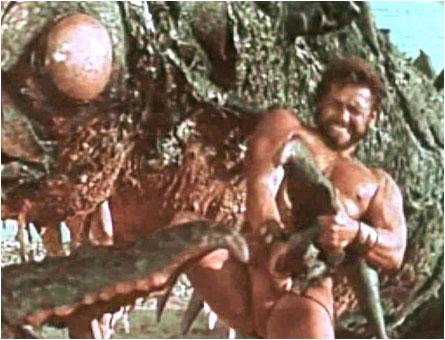 Hercules Vs. The Sea Monster