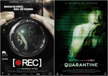 [REC], Quarantine