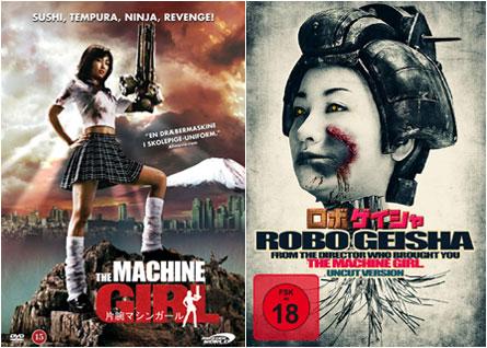 The Machine Girl, RoboGeisha