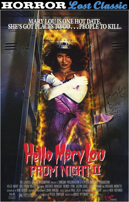 Hello Mary Lou, Prom Night II
