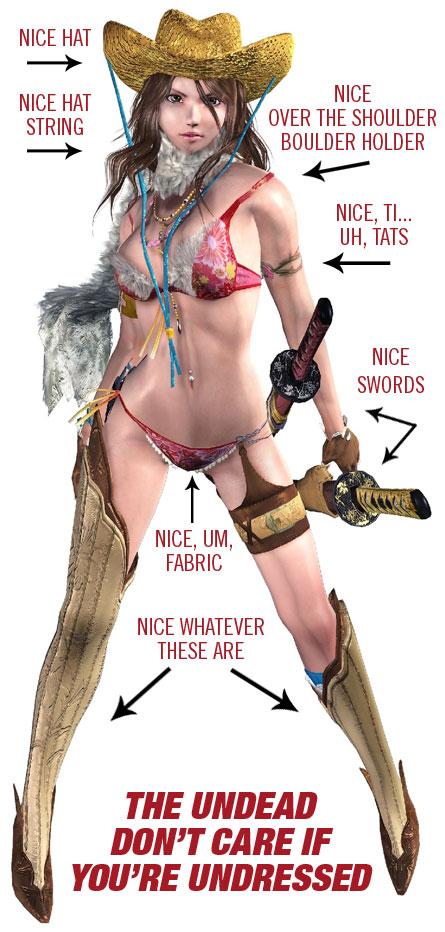 Bikini Samurai Hentai