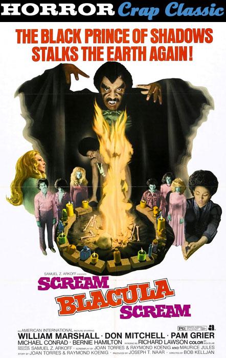Scream Blacula, Scream
