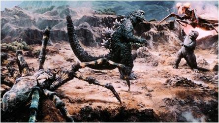 Monster Island's Decisive Battle: Godzilla's Son