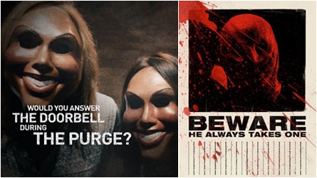 The Purge, The Collector