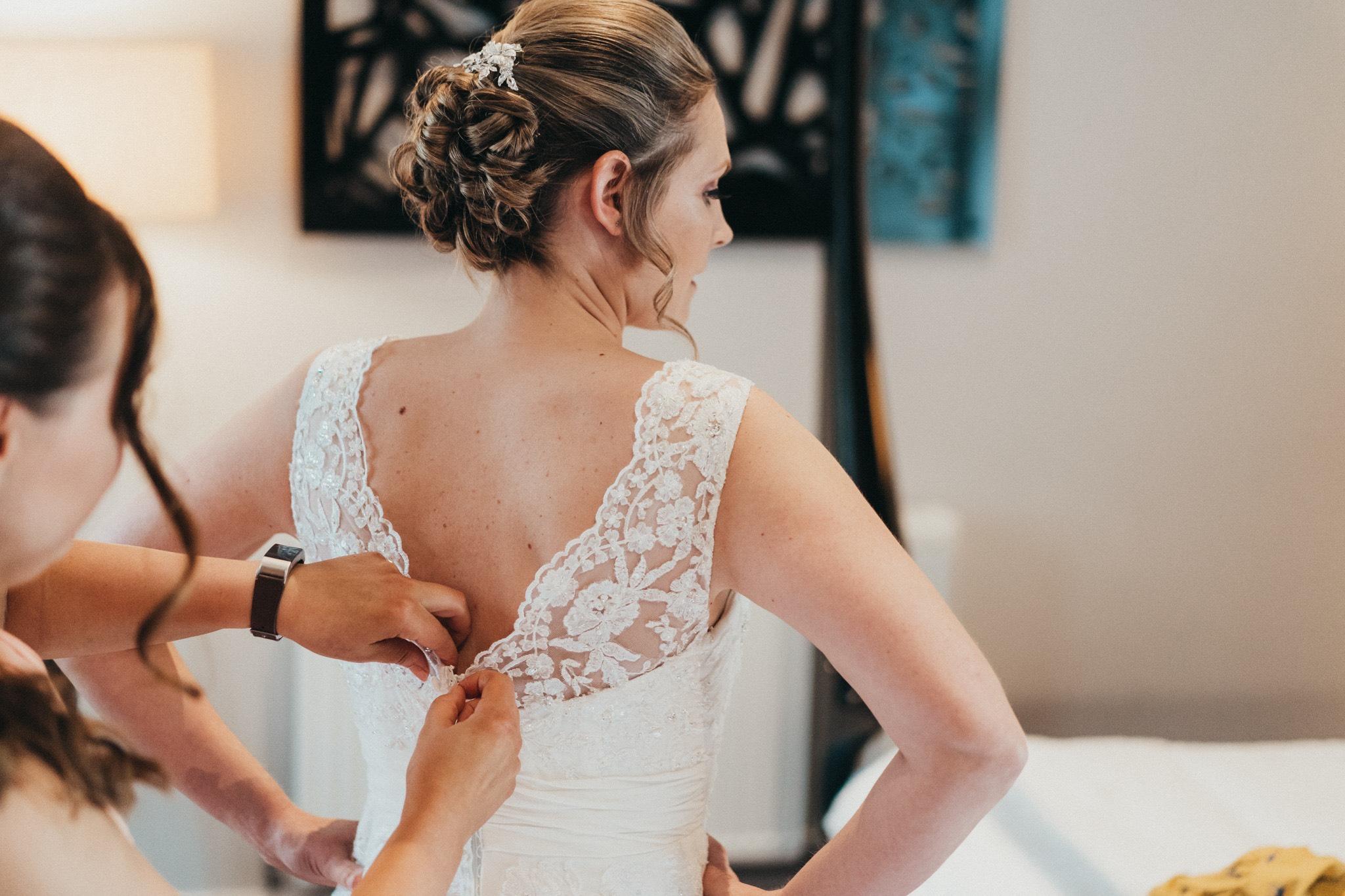 Bride hair gallery
