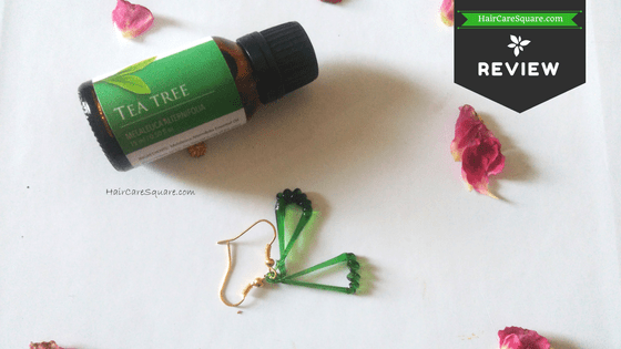 Moksha Lifestyle Tea tree Essential oil Review