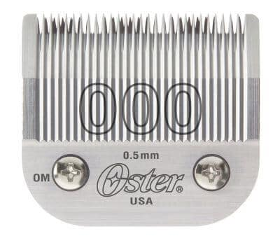 A strong universal motor is behind the classic 76 Oster tremendous power.