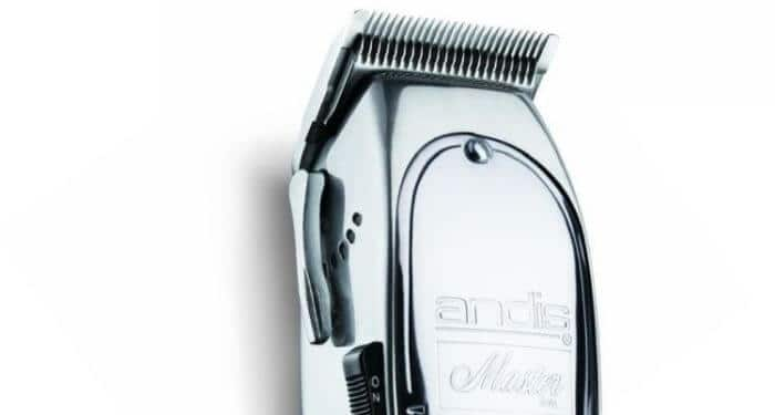Andis Master blade: sharp, accurate and heavy-duty.